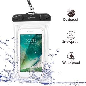 NWOT Waterproof Phone Case!!!